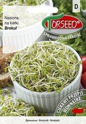 Brokuł - Nasiona na kiełki 5g