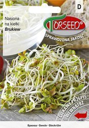 Brukiew - Nasiona na kiełki 10 g