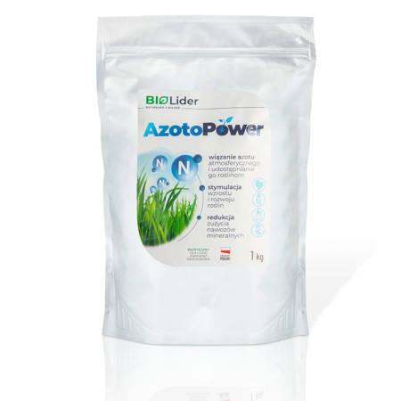 AzotoPower -stymulator wzrostu roślin   1 kg
