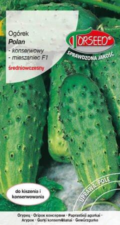 Ogórek konserwowy Polan F1 5 g