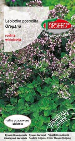 Oregano / Lebiodka pospolita (Origanum vulgare) 0,2g