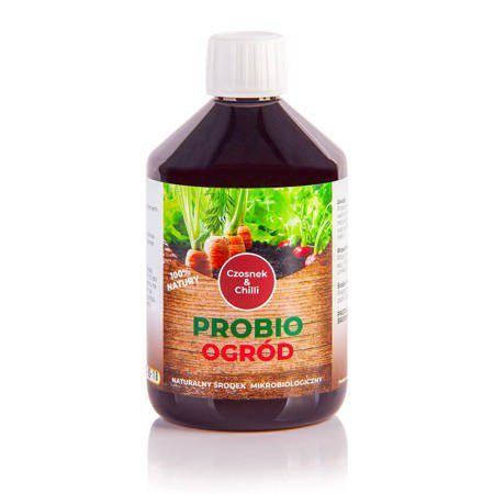 PROBIO Ogród Czosnek & Chilli  500 ml