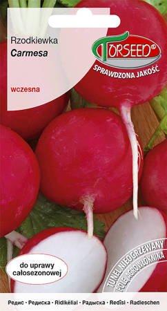 Rzodkiewka CARMESA 5 g